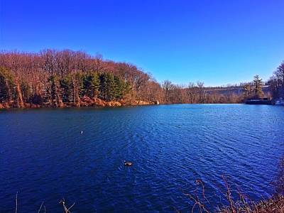 Photograph - Loch Raven by Chris Montcalmo