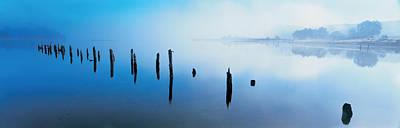 U.k Photograph - Loch Shiel, Scotland, United Kingdom by Panoramic Images