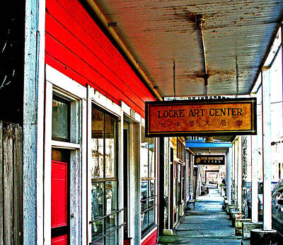 Photograph - Locke Art Center by Joseph Coulombe