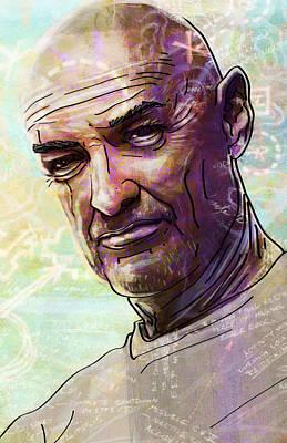 Terry Digital Art - Locke by Jeremy Scott