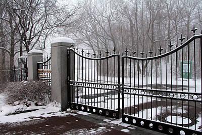 Locked Gates Original