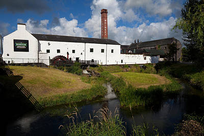Eire Photograph - Lockes Irish Whiskey Distillery by Panoramic Images