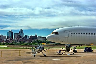Photograph - Lockheed L1011 Tristar Airplane by Tim McCullough