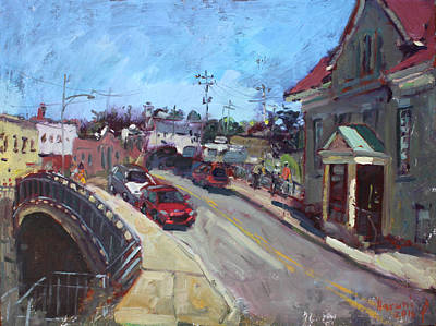 Lockport City Original by Ylli Haruni