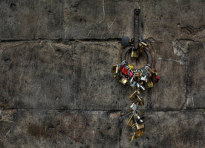 Photograph - Locks Of Love by Michael Kirk