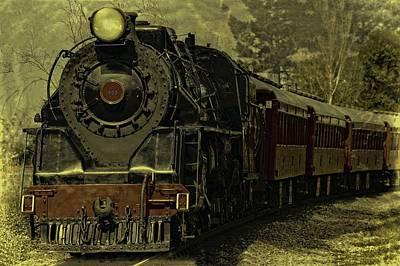 Locomotive 499  Art Print by Movie Poster Prints