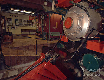 Photograph - Locomotive - All Aboard by Liane Wright