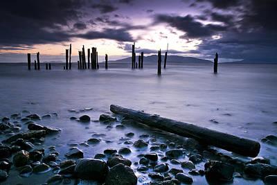 Autumn Photograph - Locust Beach by Paul Conrad