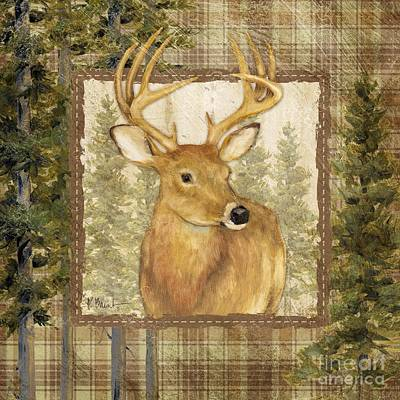 Lodge Portrait I Print by Paul Brent