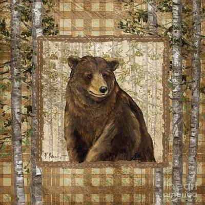 Lodge Portrait II Print by Paul Brent