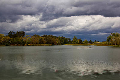 Photograph - Lodi Lake by Randy Bayne