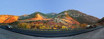 Photograph - Logan Canyon by David Andersen