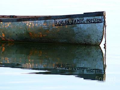 Photograph - In Memory Of Logan James Preston by Christine Stack