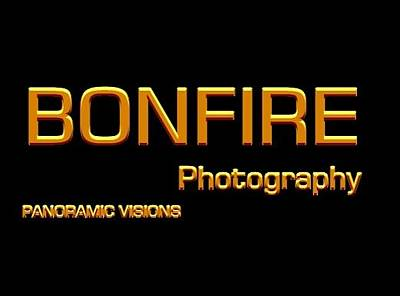 Photograph - Logo by Bonfire Photography