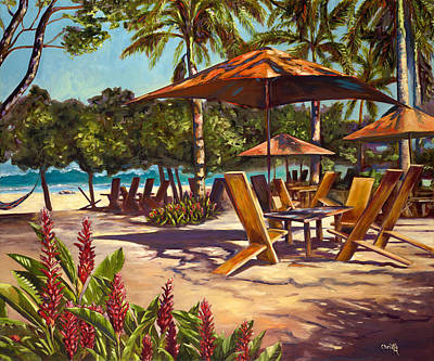 Lola's In Costa Rica Art Print