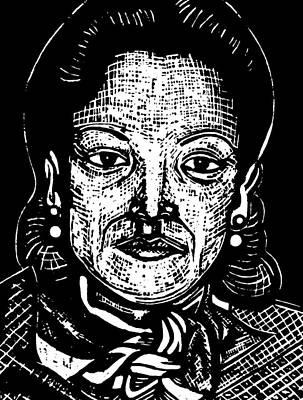 Lolita Lebron Art Print