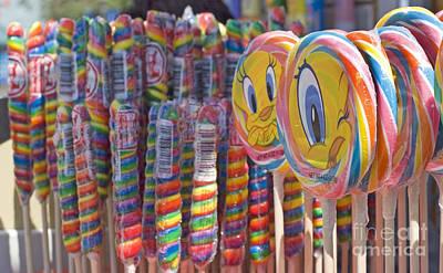 Photograph - Lollipop Lollipop by Jim West