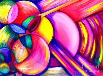 Suckers Painting - Lollipop by Ruben Archuleta - Art Gallery