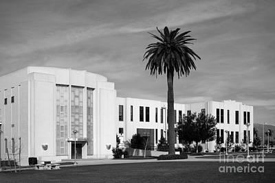 Schools Photograph - Loma Linda University Library by University Icons
