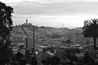 Photograph - Lombard Street  by Kandy Hurley
