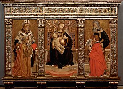 Lombardi Marco, Giovanni Antonio Da Art Print