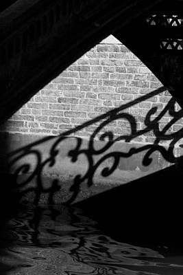 Photograph - L'ombra - Venice by Lisa Parrish