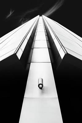Photograph - London Architecture Part 1, 2017 by Erik Brede