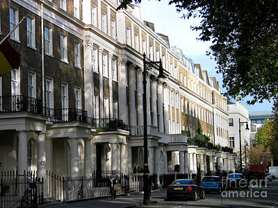 Photograph - London Chelsea by Art Photography