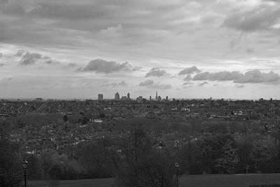 Art Print featuring the photograph London City by Maj Seda