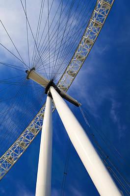 Photograph - London Eye by Mick House