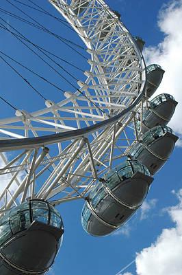 Photograph - London Eye by Pam  Elliott