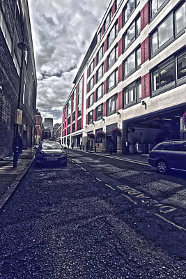 Canon 6d Mixed Media - London In A Cool Way by Thani Saeed