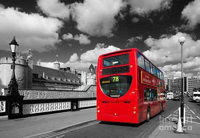 London Life Art Print by Pete Reynolds
