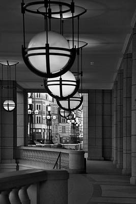 Photograph - London Lights by David Davies