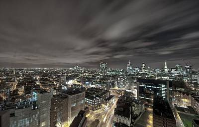 London Nights Art Print by Jason Green