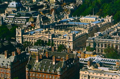 Photograph - London Overview by Denise Mazzocco