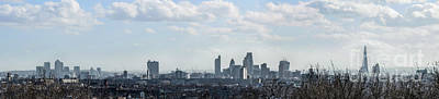 Photograph - London Panorama by Matt Malloy