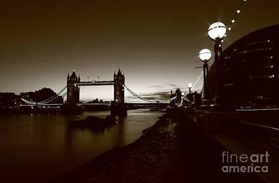 London Tower Bridge  Art Print by Mariusz Czajkowski