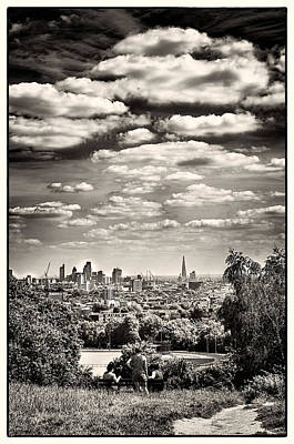 Photograph - London Views And Green Spaces by Lenny Carter