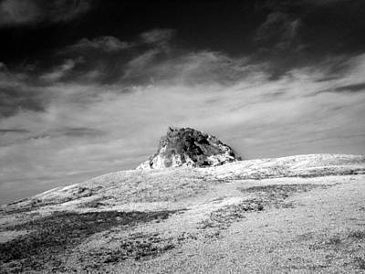 Photograph - Lone Geiser by Tarey Potter