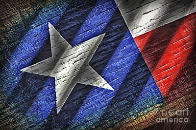 Photograph - Lone Star 2 by Walt Foegelle