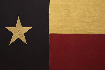 Lone Star Proud Art Print