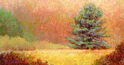 Lone White Pine II Art Print