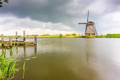 Photograph - Lone Windmill by Susan Leonard