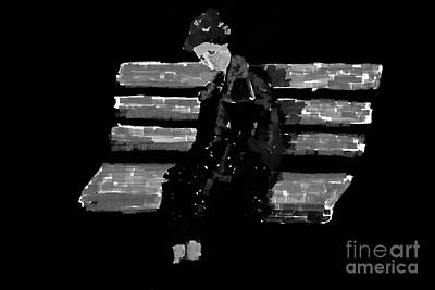Alienation Digital Art - Loneliness Black And White by Bouquet  Of arts