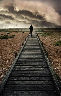Photograph - Loneliness by Jaroslaw Blaminsky