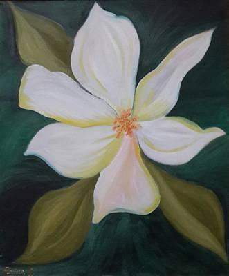 Lonely Gardenia Original