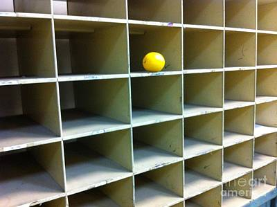 Photograph - Lonely Lemon by WaLdEmAr BoRrErO