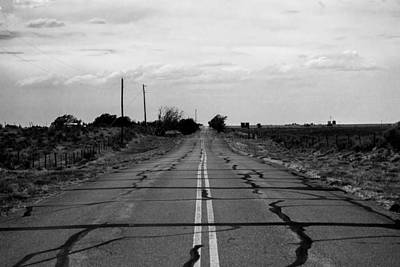 Photograph - Lonely Road by Nathan Hillis