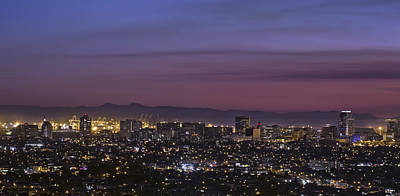 Photograph - Long Beach City And Catalina Island By Denise Dube by Denise Dube
